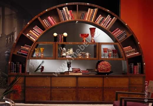 Витрина для книг VL 13 Arco vitrine
