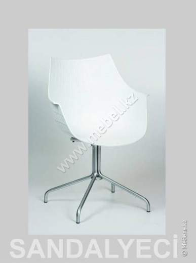 Delux Chair 108 White