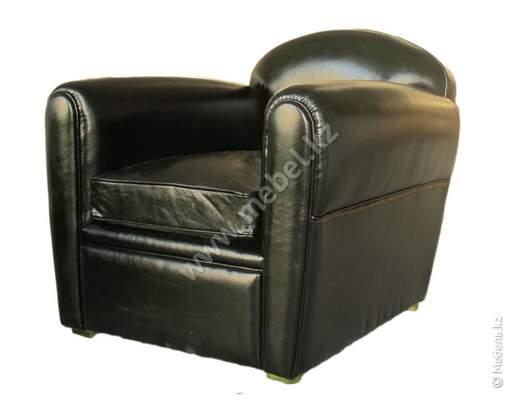 Кресло Bourbon Club зеленое арт.МС001