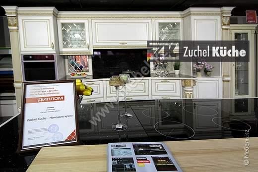 Немецкие кухни Zuchel Kuche на заказ в Кокшетау!