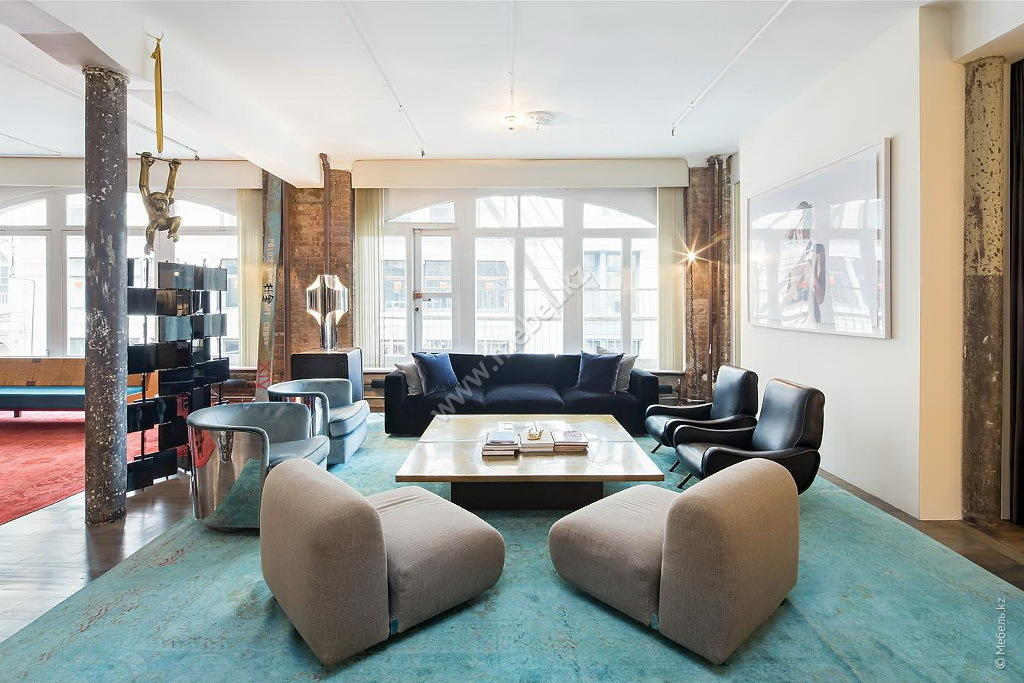 Elliman New York Manhattan Loft  2 Beds  2 Baths 4