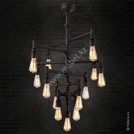 Industrial Chandelier-13 (№13)