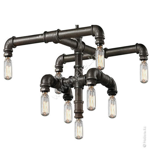 Industrial Chandelier-9 (№12)