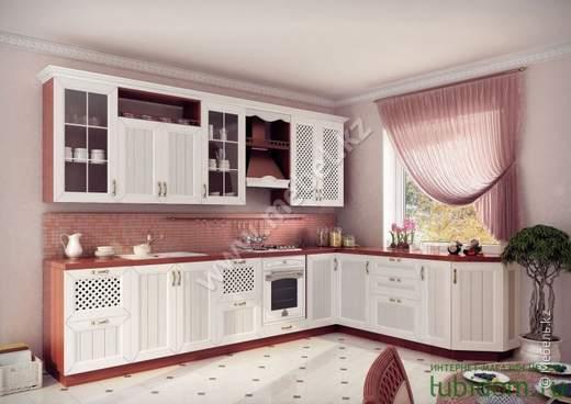 Кантри Модульная кухонная-система Любимый Дом Россия