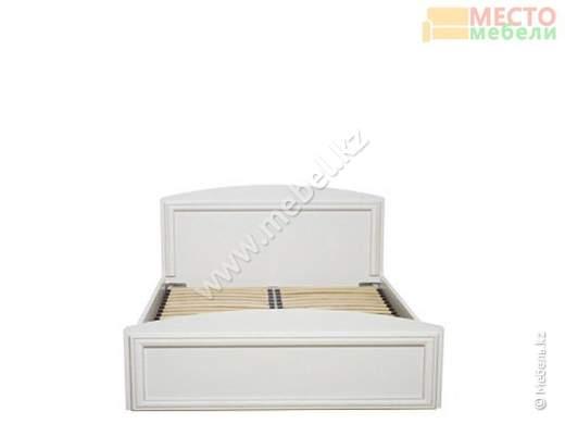 "Салерно кровать LOZ/120 + вклад  (Белый) ""Гербор"""