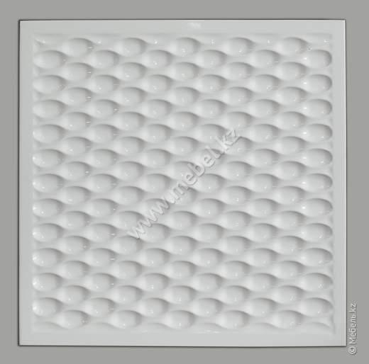 Крашеные МДФ фасады 3D