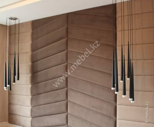 Мягкие стеновые панели от 16 000тг за кв.м