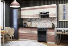Рояль  Кухонный гарнитур 2,4 м Гранд Микс