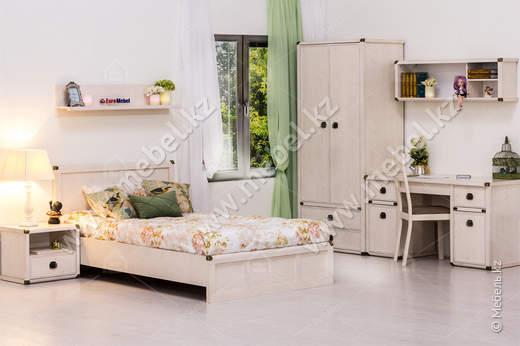 Магеллан Набор мебели для детской  Сосна винтаж 5641, Сосна Винтаж, Анрэкс (Беларусь)