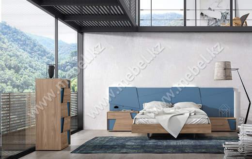 Кровать с тумбами COMP 017B