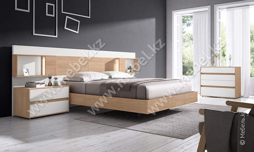 Кровать с тумбами COMP 014