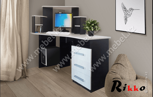 Компьютерный Стол КС-01  МФ Ricco