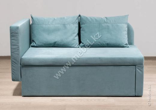 Мирка Диван детский цвет newtone aqua blue Комфорт-S