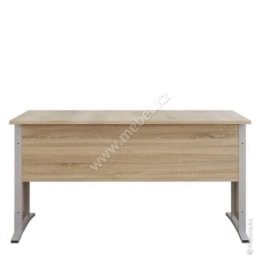 Офис Лайн 004 стол письменный BIU 150 (дуб сонома) Гербор